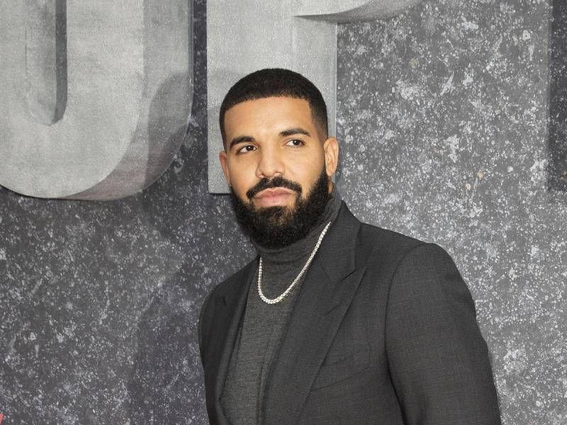 Drake taler om betydningen af 'krig' single