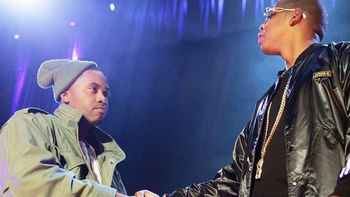 JAY-Z kuratiert die TIDAL-Wiedergabeliste, die Nas vor DJ Khaled Collab gewidmet ist