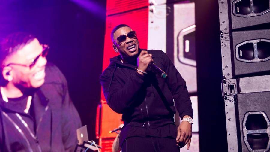 Nelly sur la `` route de la vieille ville '', le pays bat à nouveau avec le remix de Kane Brown