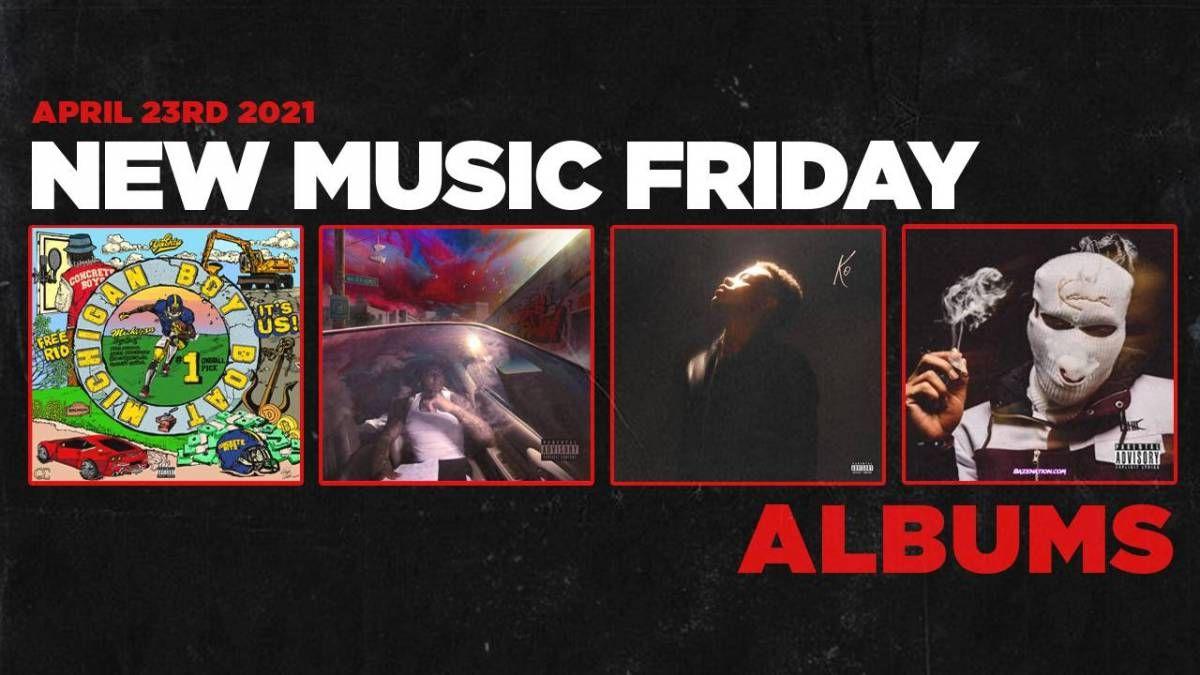 Neue Musik Freitag - Neue Alben von Lil Yachty, Moneybagg Yo, SSGKobe, Topaz Jones + More