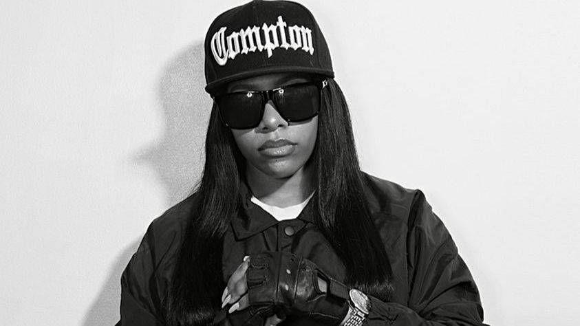 Eazy-E-ove kćeri Govedina nakon što je Megan Thee Pastuh sletio uzorak 'Boyz-N-Tha-Hood