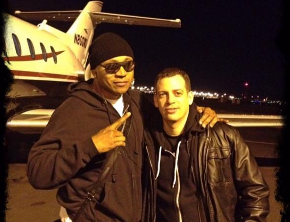 LL Cool J & Dr. Dre haben eine Menge Songs im Tresor
