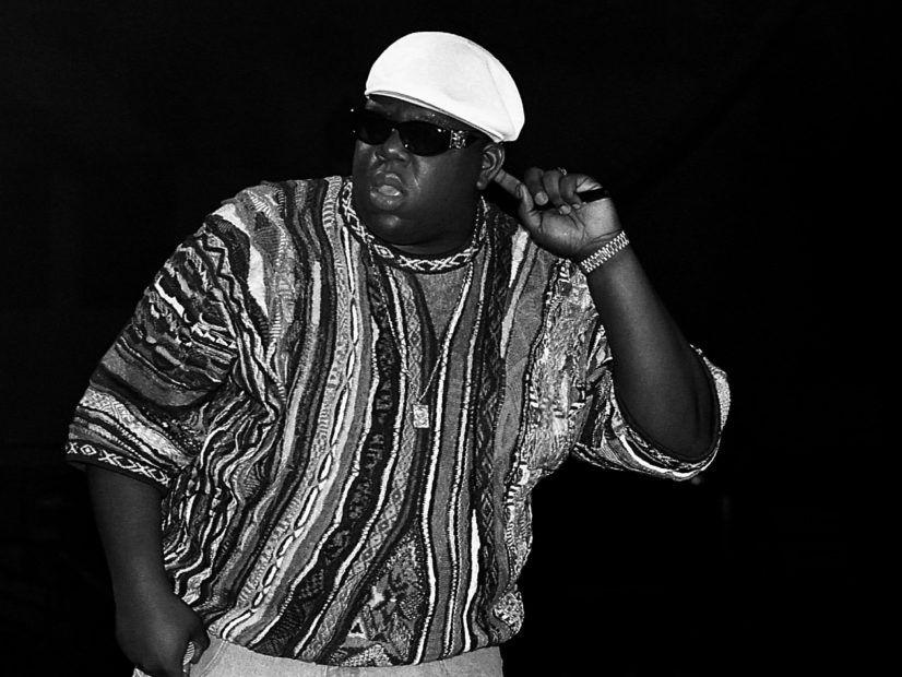 The Notorious B.I.G. Wins 'Party & Bullshit' málsókn