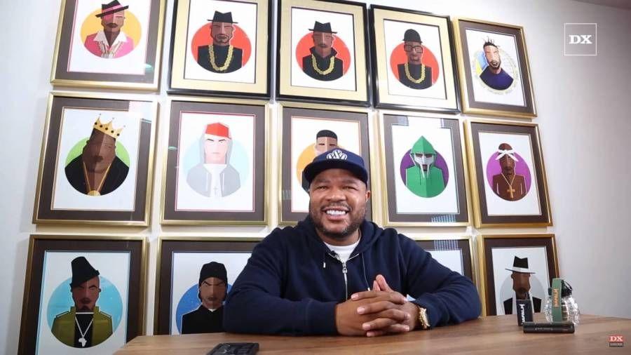 Xzibit sagt in Smoke Tour mit Eminem, Dr. Dre, Snoop Dogg und Ice Cube, fühlte sich wie der Rap 'Avengers