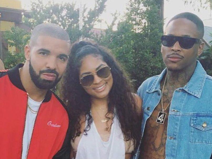 Drake & YG drehen Video für 'Warum du immer hasst
