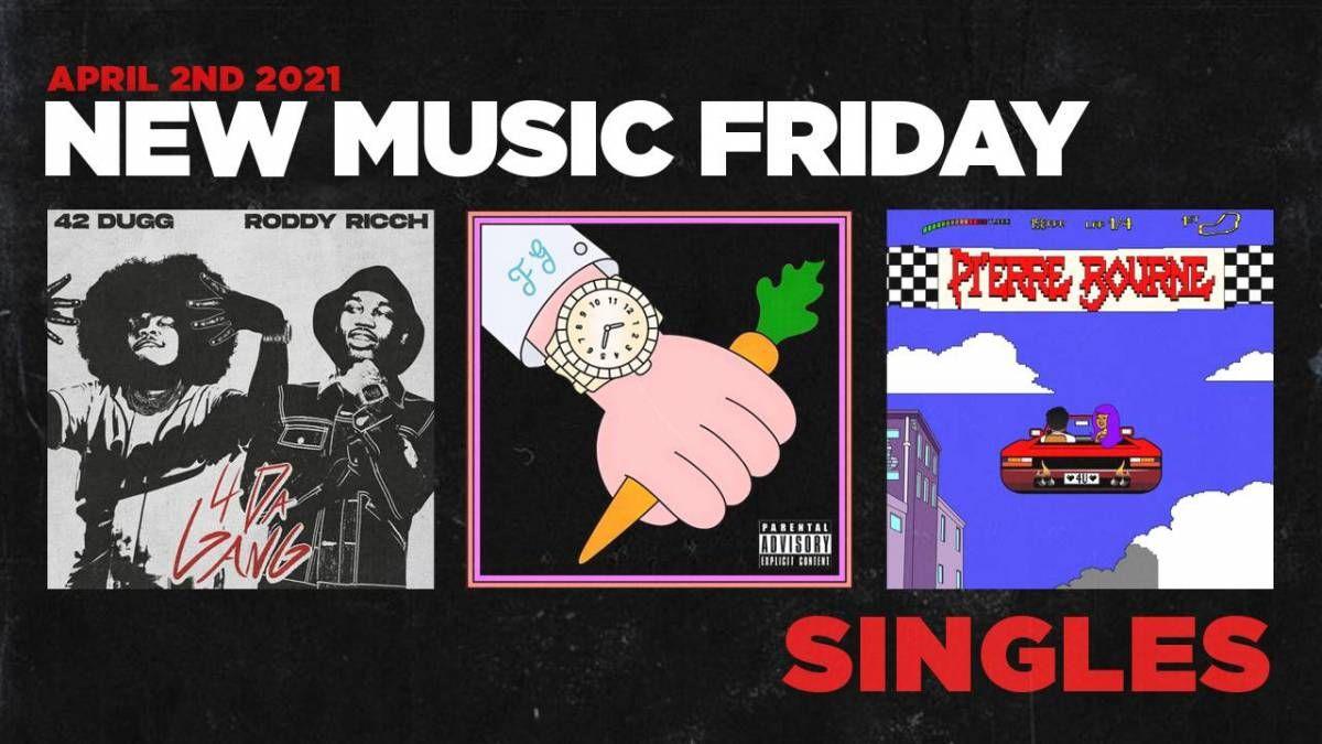 Нов музикален петък - Нови сингли от 42 Dugg & Roddy Ricch, Freddie Gibbs, Brockhampton, Pi'erre Bourne + More