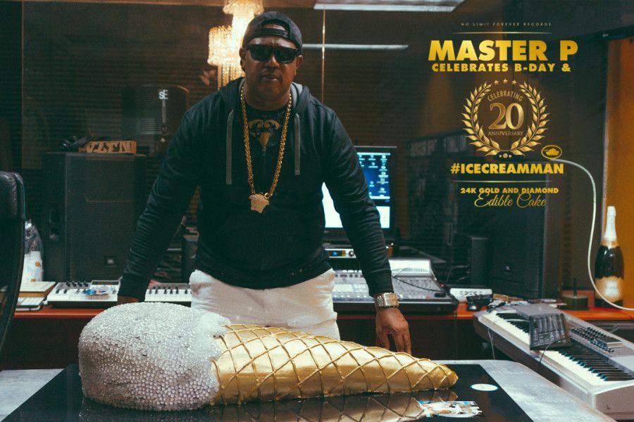 Queen Latifah leikari í Master P Biopic