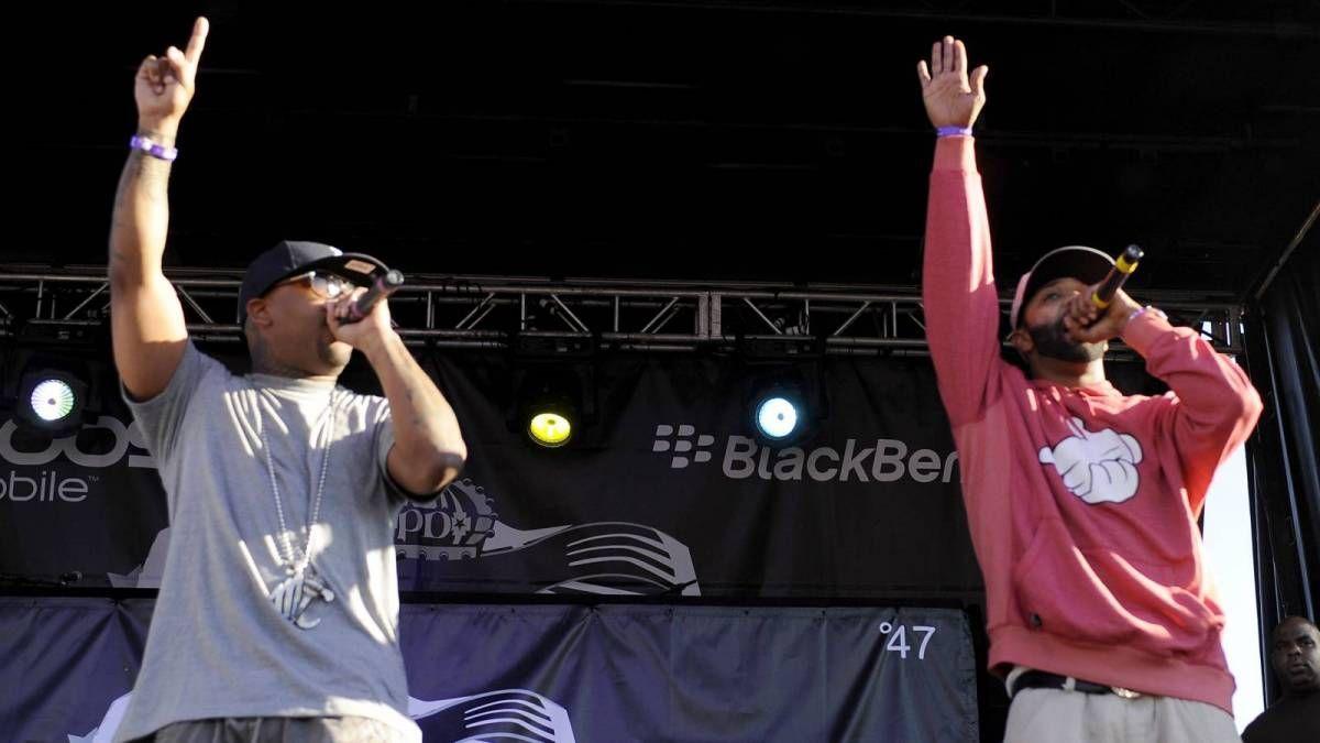 Royce Da 5'9 retrouve Joe Budden aux studios Heaven