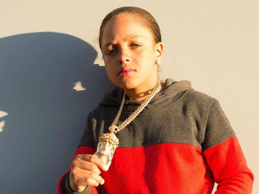 13 ára Lil Poopy skráði sig ekki í Epic Records