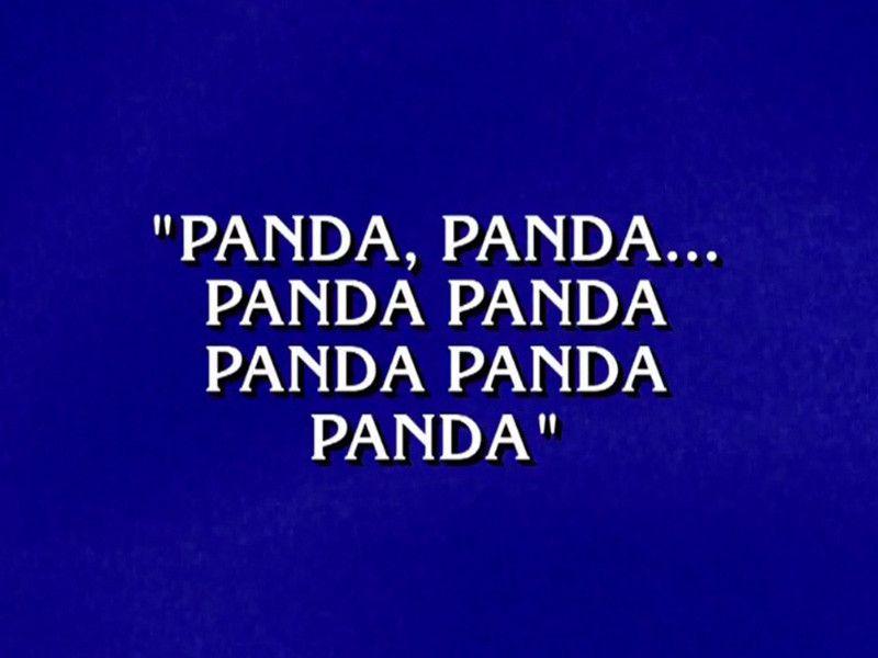 Alex Trebek zeigt seine Rap-Fähigkeiten bei 'Jeopardy!