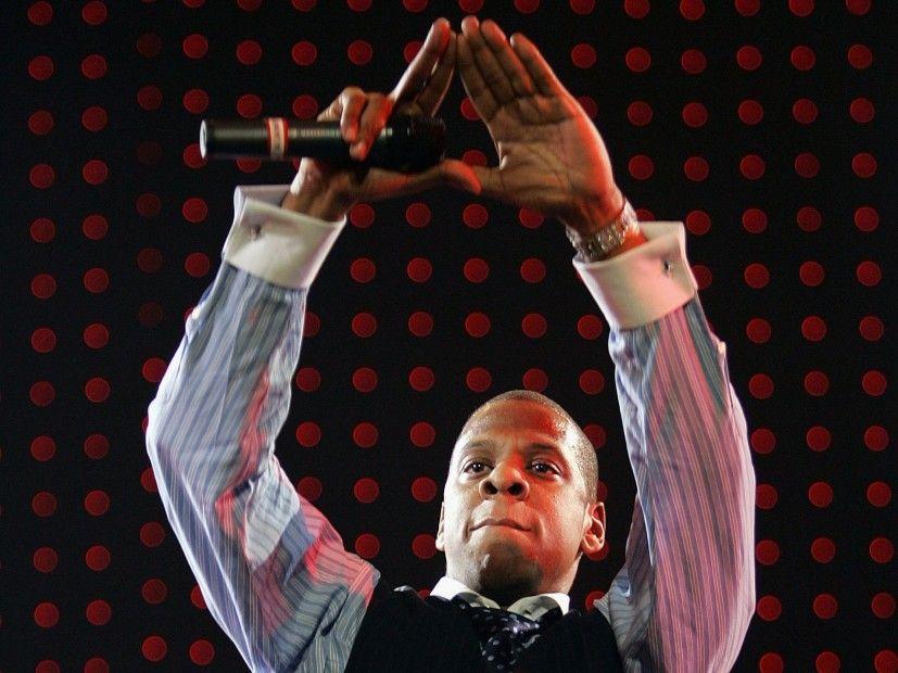 JAY-Z unternimmt Schritte, um das Roc-A-Fella Diamond-Handzeichen legal zu besitzen