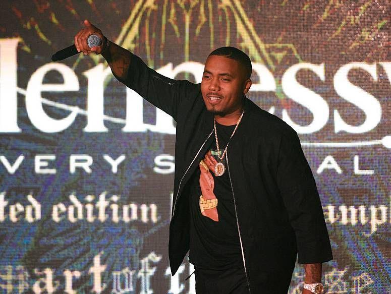 """Nas Cements"" NBA ""Hennessy"" partnerystė su ""Lines"" reklama"