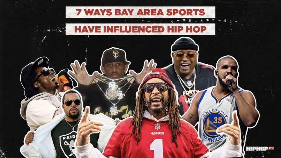 7 Wege, wie Künstler und Sportteams in der Bay Area den Hip Hop beeinflusst haben