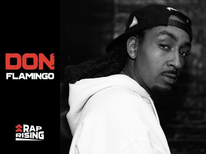 Countdown für HipHopDX bei SXSW: Don Flamingo