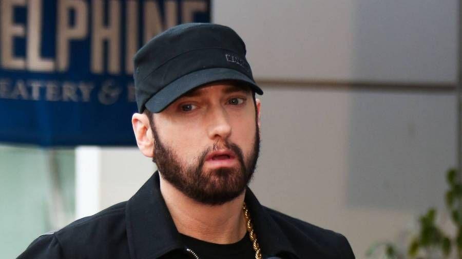 Pranešama, kad Eminemo namų įsibrovėlis buvo nužudytas