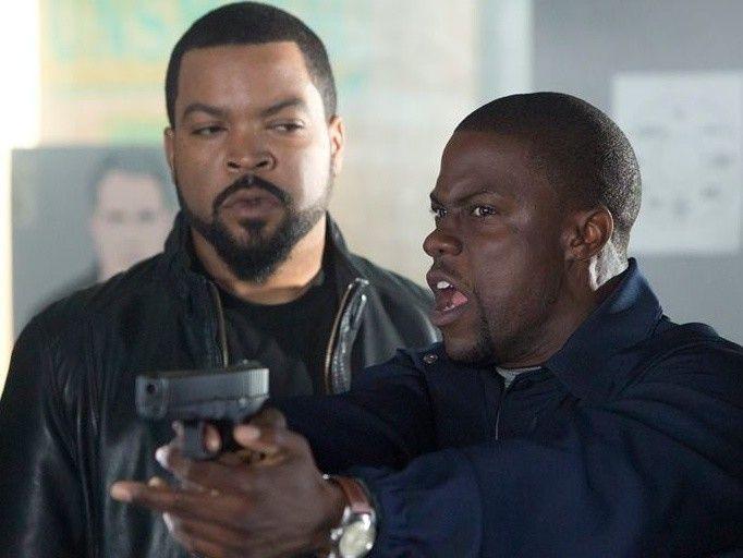 """""""Ice Cube"""" ir Kevino Harto """"Ride 3"""" jau vyksta"""