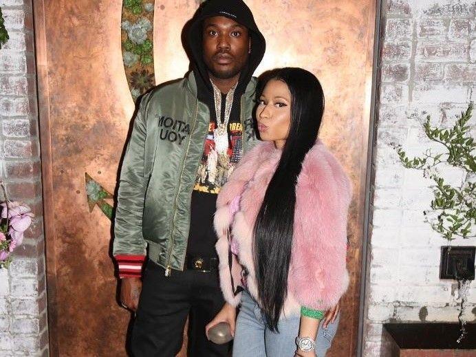 Nicki Minaj & Meek Mill Fuel Breakup Rumours With Racy Photo & Shady Instagram Subliminals