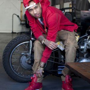 Tyga supprime la photographie en studio avec Kanye West d'Instagram