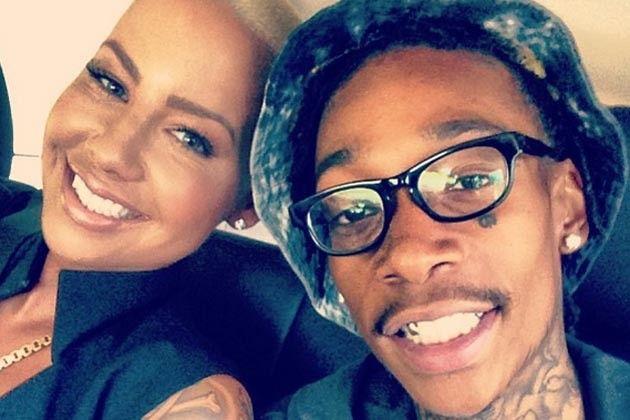 Wiz Khalifa lehnt Amber Roses Vorschlag von Dreier-Rebound-Sex ab