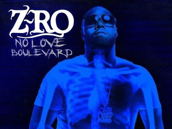 Z-Ro abandonne l'album final `` No Love Boulevard '
