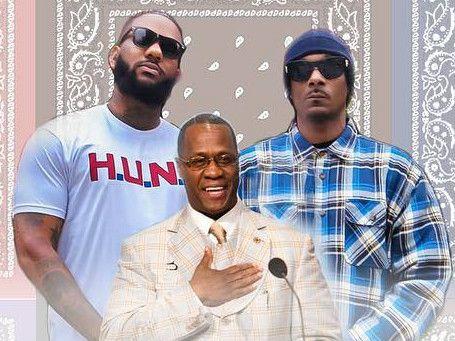 The Game, Snoop Dogg og minister Louis Farrakhan innkaller møte for gjengmedlemmer å forene seg
