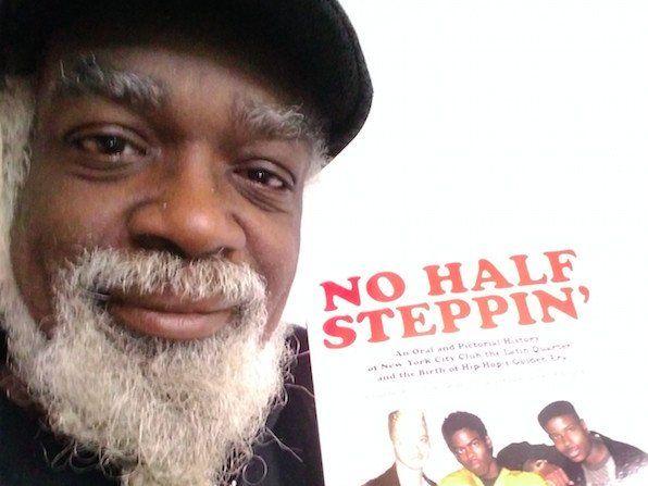 'No Half Steppin' 'Autor Paradise Grey berichtet über den frühen Hip Hop und den legendären Latin Quarter Club in NYC