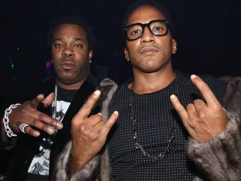 Q-Tip & Busta Rhymes Reunite für seltene Colorado Show