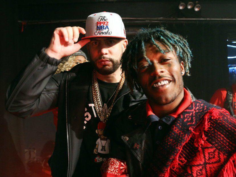 DJ Drama regnet auf Lil Uzi Verts Taylor Gang Parade