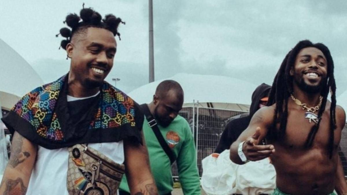 EarthGang Kaller Outkast Comparisons 'Disrespectful' & Shares André 3000 Stories Together With Album Update