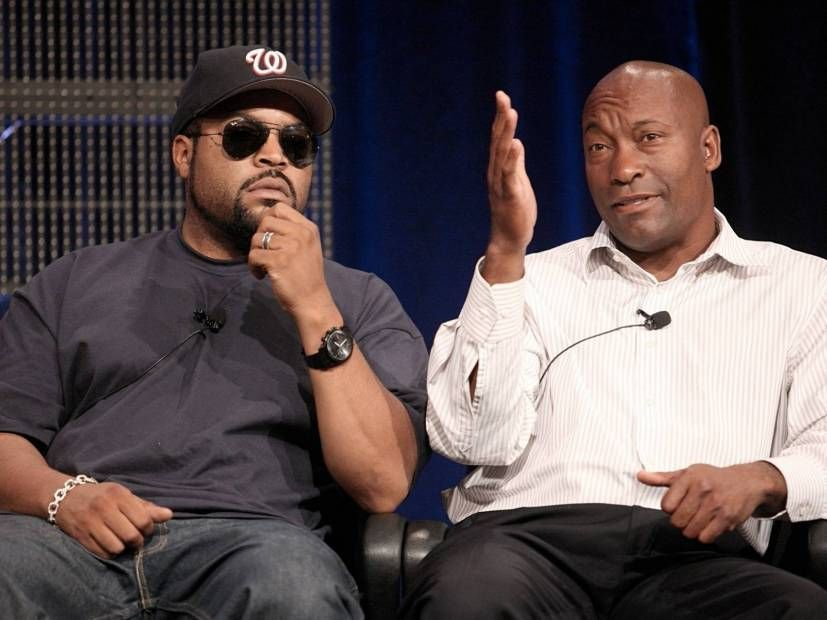 Ice Cube Mourns 'Boyz N The Hood' Regissør John Singleton: 'There Are No Words
