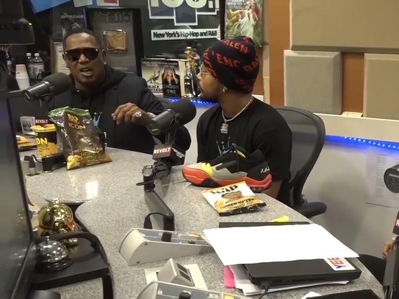 Master P & Romeo Miller erklären, warum sie WE TVs 'Growing Up Hip Hop' verlassen haben