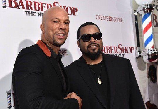 Ice Cube et Common définissent pourquoi le `` salon de coiffure '' est plus qu'un simple divertissement