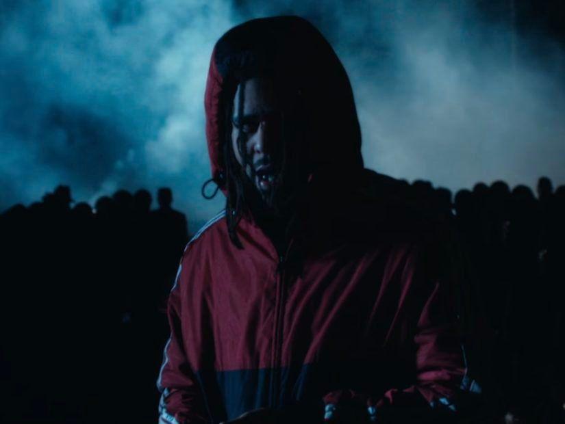 J. Cole dropper ildevarslende 'middelbarns' video