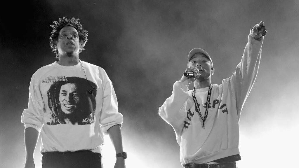 JAY-Z og Pharrell Williams eiga Neptunes framleitt samstarf á leiðinni