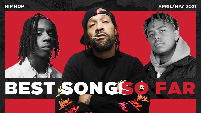De beste hiphop-sangene i 2021 ... (så langt)
