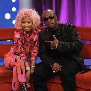Birdman husker signering av Nicki Minaj til YMCMB