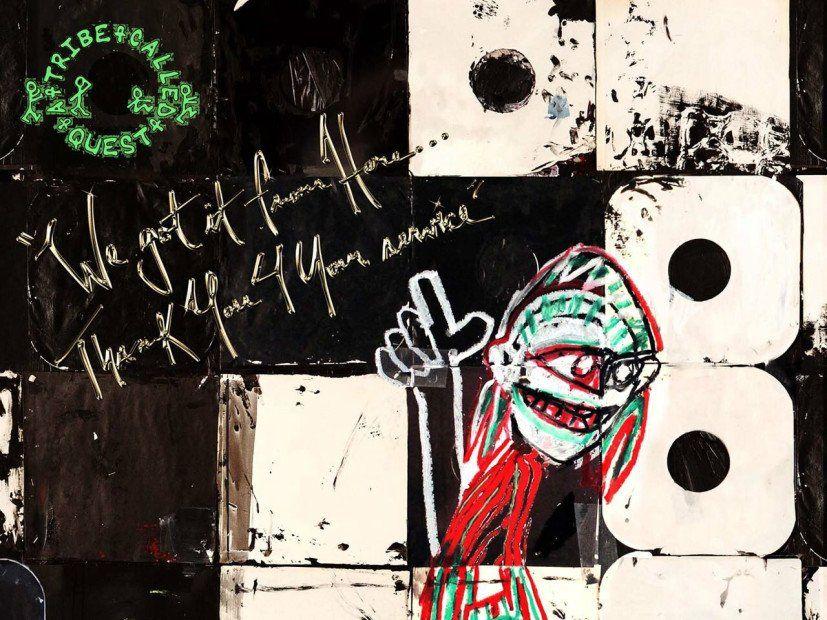 Feiern Sie das letzte Album eines Stammes namens Quest im NYC Pop-Up Shop