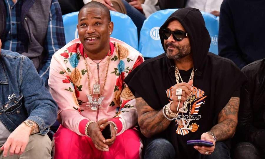 Dipset entfesselt hart schlagenden Freestyle im Madison Square Garden für die New York Knicks X Kith-Kampagne
