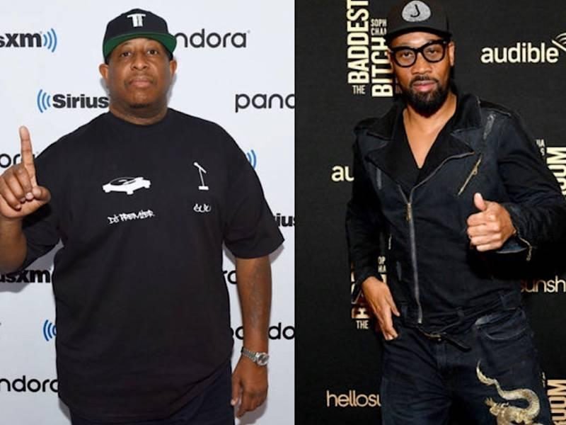 DJ Premier & RZA teilen Klassiker, Geschichten und unveröffentlichte Songs in Epic Instagram Live Battle