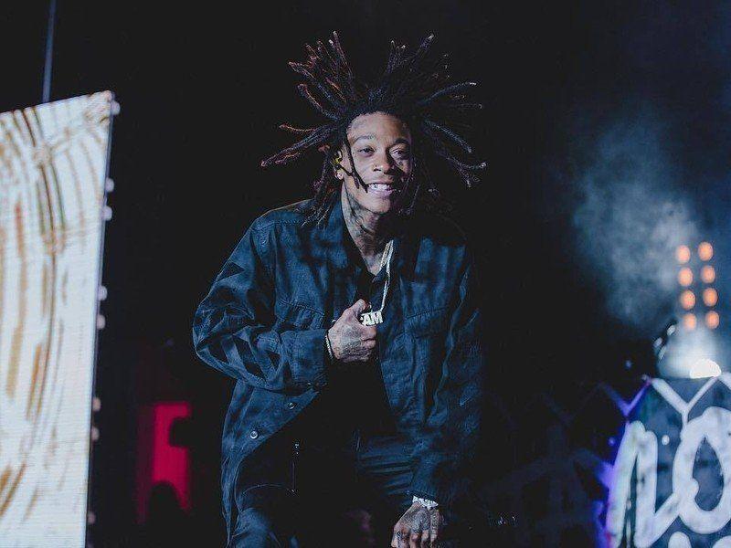 Wiz Khalifa lässt 'Laugh Now, Fly Later' Mixtape fallen