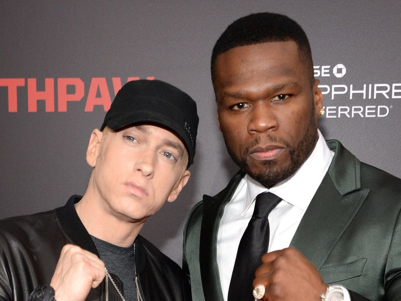 50 Cent dit qu'il a ordonné à Eminem de ne pas répondre aux baisers de Nick Cannon
