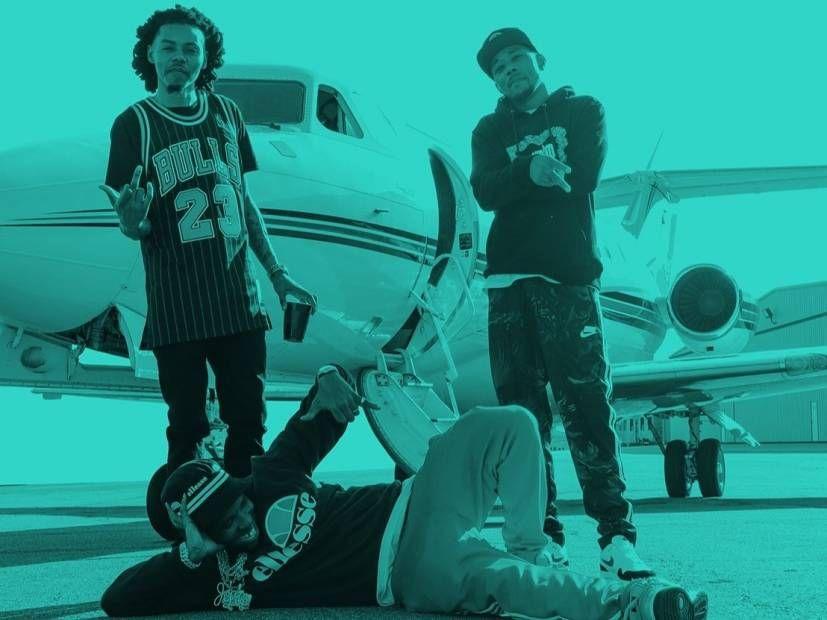 Curren $ y, varemærke og Young Roddy afslører Cover Art & Tracklist til 'Plan Of Attack' LP