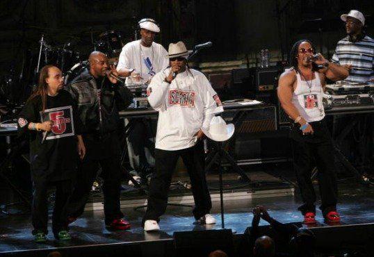 Грандмастер Фласх & Фуриоус Фиве 'Тхе Мессаге' на врху 100 највећих хип-хоп песама Роллинг Стонеа