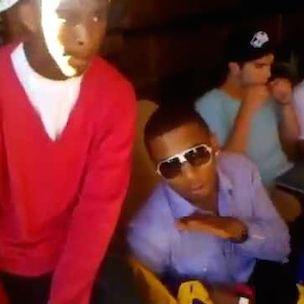 Liste der 'Top 10 Rap-Kämpfe vor der Kamera' von HipHopWired