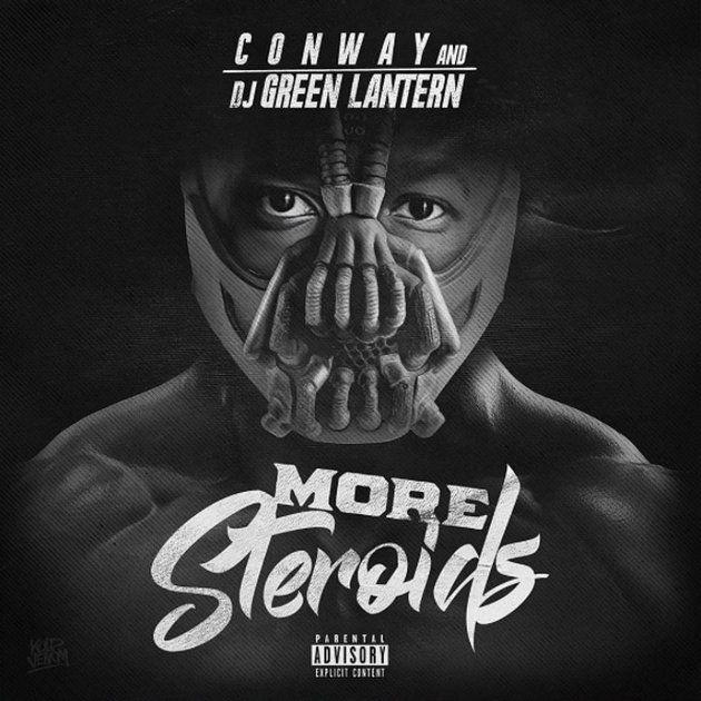 Conway-Teams mit DJ Green Lantern für 'More Steroids'-Mixtape