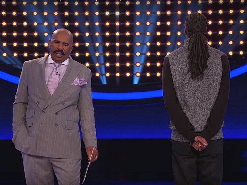 Steve Harvey Wants Snoop Dogg, T.I. & Bow Wow å vise respekt for Donald Trump