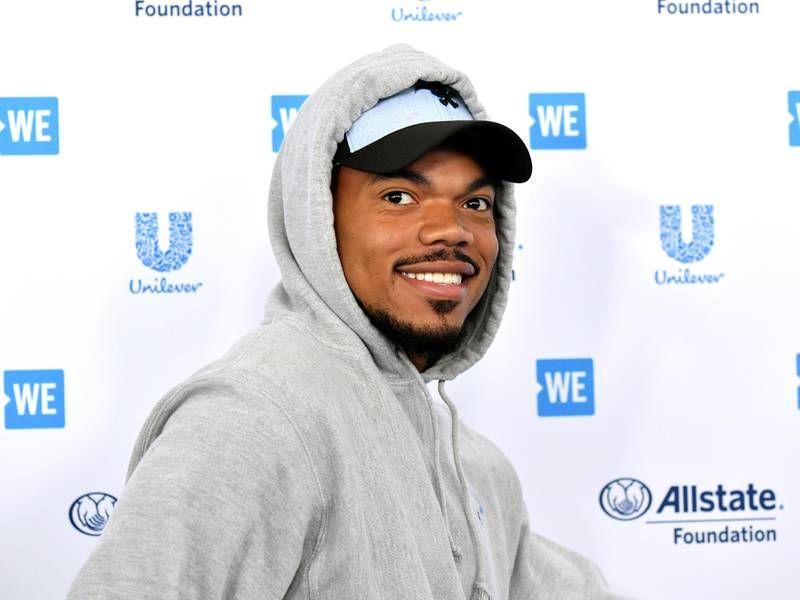 Chance The Rapper zeigt eine Vorschau der neuen Musik für den Neustart von 'All That