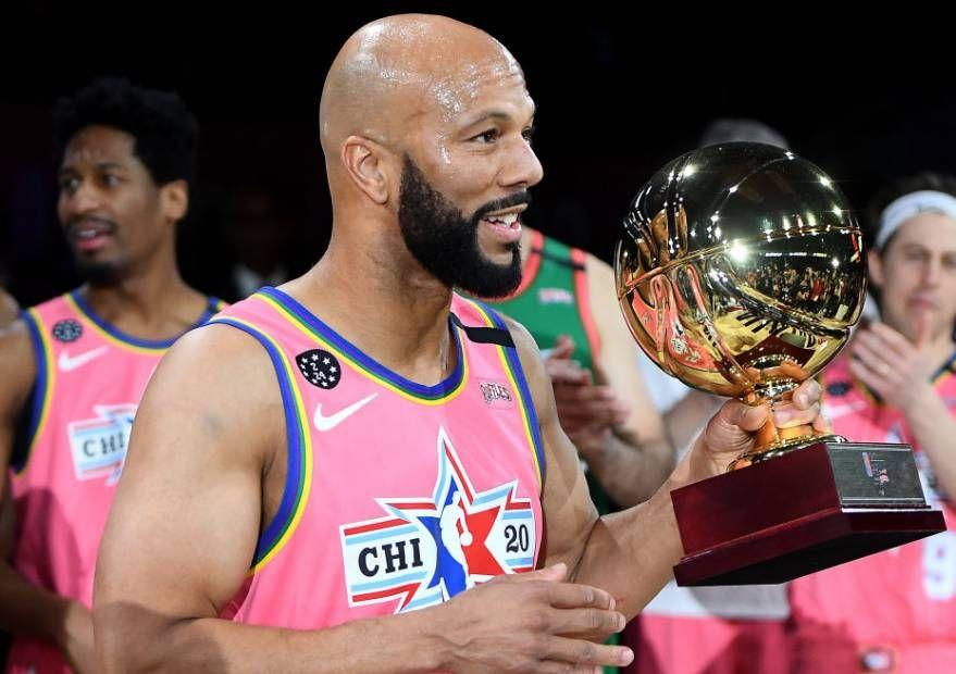Common remporte le MVP du match des stars de la NBA 2020