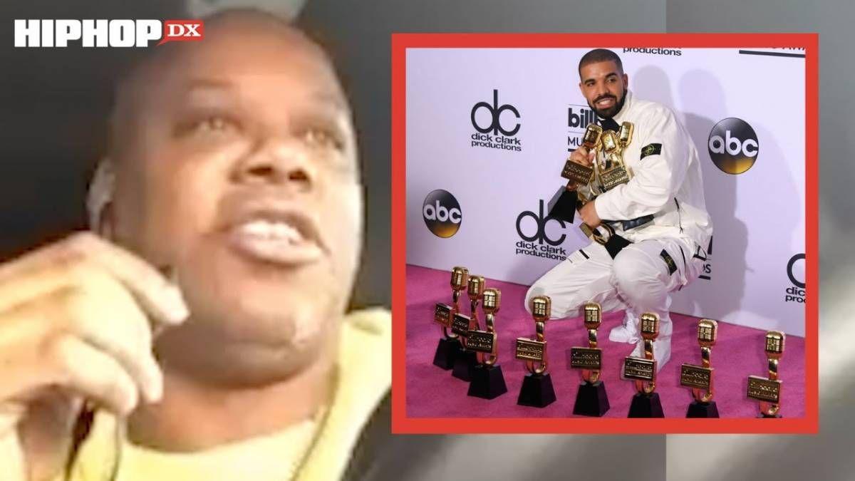 Drake a arrêté d'appeler trop $ hort après avoir remporté 13 Billboard Awards