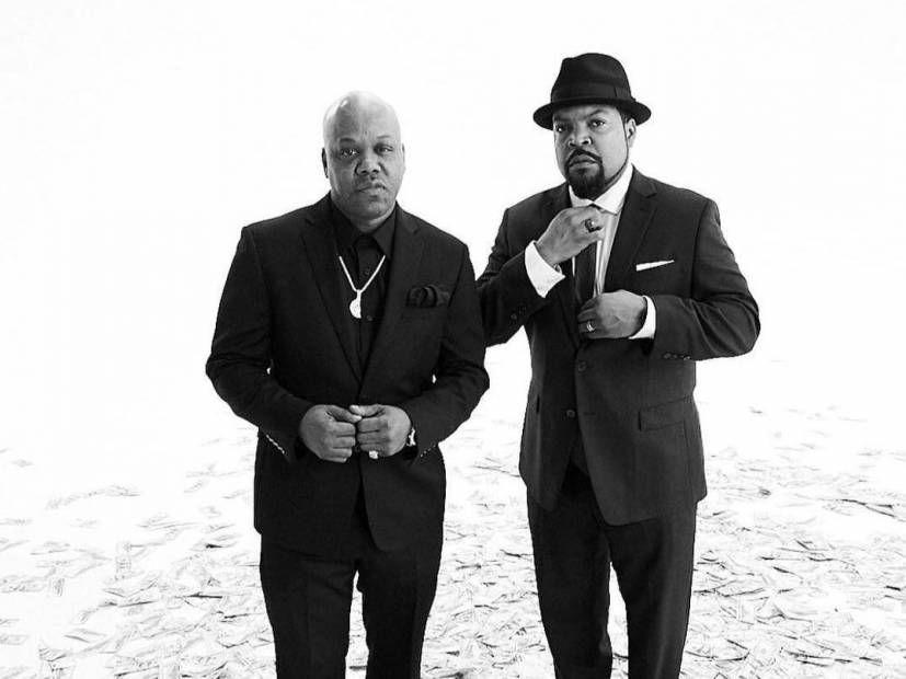 Ice Cube & Too $ hort Do The Legend Two-Step dans la vidéo 'Ain't Got No Haters